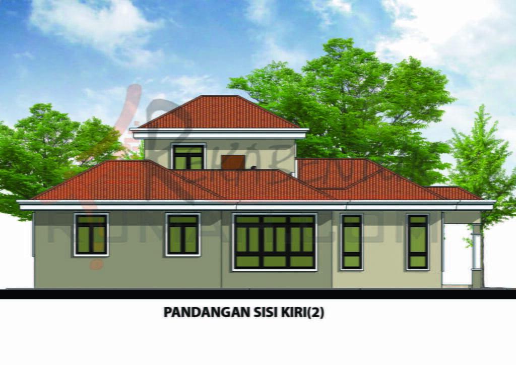 Design Rumah D2 09 5 Bilik 3 Air 58 X59 2483 Kaki Gi