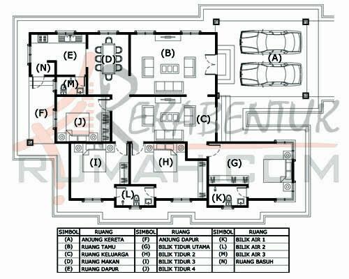 Design Rumah D1 11 4b 3ba 43 X64 2178 Kaki Gi