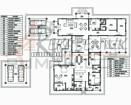 Design Rumah E1 17 6b 3ba 73 X114 4075 Kaki Gi