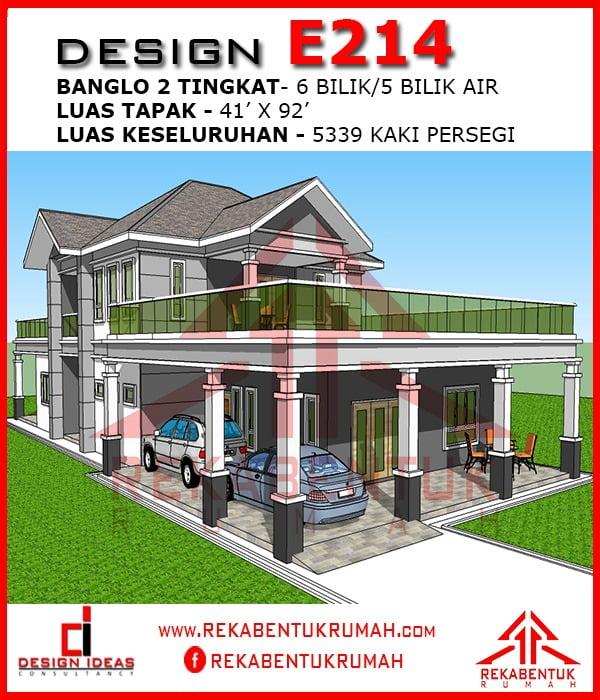 Design Rumah 2 Tingkat Archives Rekabentukrumah